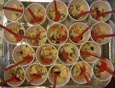 buffet fatto in casa: ricette economiche per tante persone