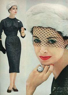 September Vogue, 1956