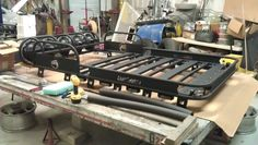 Homemade Roofracks. - Page 43 - Expedition Portal