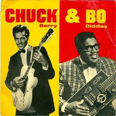 Chuck Berry + Bo Diddley