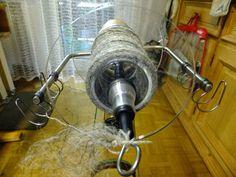 creative-weaving: Spinnrad