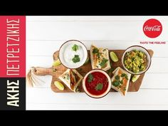 Chimichangas από τον Άκη Πετρετζίκη. Φτιάξτε μια από τις πιο νόστιμες Tex Mex συνταγές με κιμά, σάλτσα ντομάτας και τυρί τσένταρ! Τέλειο μεξικάνικο στο σπίτι σας Food And Drink, Tex Mex, Kitchen, Foods, Youtube, Food Food, Cooking, Kitchens, Cucina