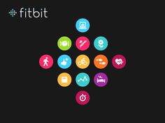 Fitbit-logo-icons