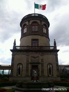 Rincones del Castillo de Chapultepec por @marckomeneses