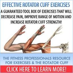 can i heal my torn rotator cuff  rotator cuff stuff