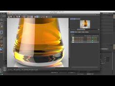 Cinema 4D R16 HighSpeed Rendering PART 04 Rendering - YouTube