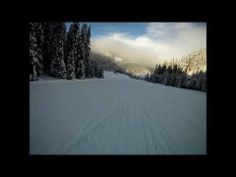 ▶ Alpe Cermis - Cavalese: pista Salera - YouTube