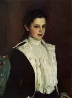 Alice Vanderbilt Shephard  -    John Singer Sargent