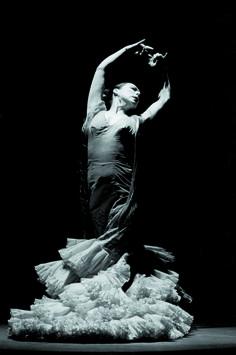 Cristina Hoyos, amazing Spanish dancer