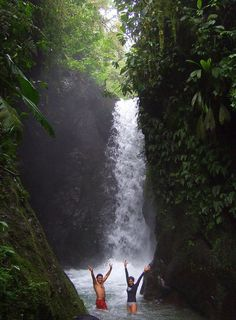 Mindo Adventure - Rafting, Waterfalls & Ziplining in the Cloud Forest by Barefoot Expeditions #Travel #Ecuador