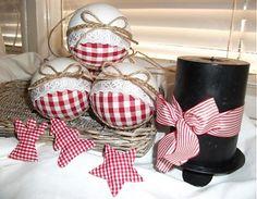 vianočná dekorácia vidiecky štýl - Hľadať Googlom