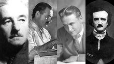 28 Tips for Writing Stories from Edgar Allan Poe, William Faulkner, Ernest Hemingway & F. Scott Fitzgerald