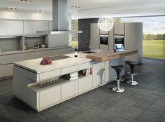 casas modernas interiores cozinhas - Pesquisa Google