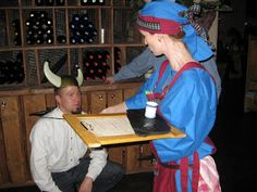 Viikinkiravintola Harald Vikings, Baseball Cards, Restaurant, The Vikings, Diner Restaurant, Restaurants, Dining, Viking Warrior