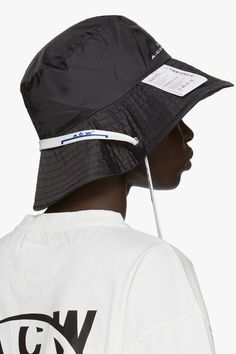 653bd02a2f3 Shop New Accessories from A-COLD-WALL  Hats Bucket Hat Cap Hood Samuel Ross