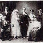 Wedding photography from 1910
