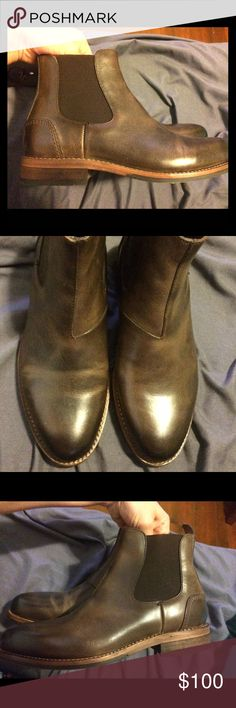 Wolverine 1000 mile leather boots Brand. Spanking. New. Size 7 women's. Never been worn! Wolverine Shoes Ankle Boots & Booties