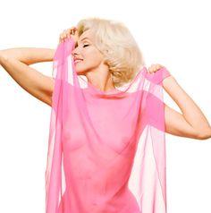 """Marilyn Monroe photographed by Bert Stern, 1962. """