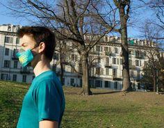 U-mask optical acid green
