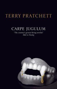 Carpe Jugulum - Terry Pratchett (owned)