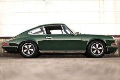1969 green 911 T