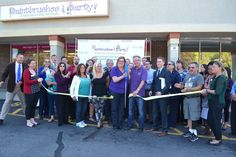 The Chamber cut a ribbon to celebrate Paintbrushes & Party's second anniversary. Stop in at 702 Freedom Plains Road in Poughkeepsie to experience some painting, sipping and partying.