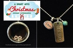 >> Ends Today<< Origami Owl jewelry! ($40 value!) http://www.smartappsforkids.com/2013/12/giveaway-origami-owl-jewelry-40-value.html