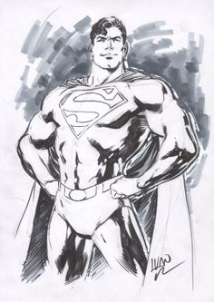 Superman by Ivan Reis * #comics #mind #nerds