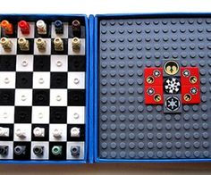 LEGO Star Wars Micro Chess Set: Attack of the Pawns