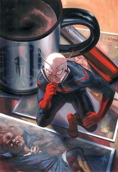 Original Sin - Ant-Man by Gabriele Dell'Otto *