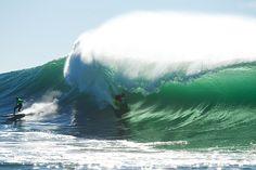 Above the Boil | SURFER Magazine Mavericks, big dawgs..
