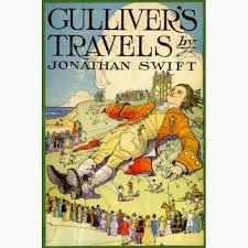 Resultado de imagen para los viajes de gulliver ilustracion