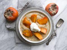 Beauty Foods: Persimmon 10 Grain Hot Cereal
