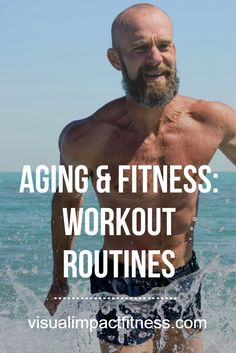 Starting at around 40 staying lean and feeling young is slightly tougher than when you were younger. Here are some ways to tweak workouts to match your age. via Visual Impact (Fitness With Style) Fitness Workouts, Fun Workouts, Fitness Tips, Health Fitness, Fitness Courses, Fitness Weightloss, Workout Routines, Sport Motivation, Fitness Motivation