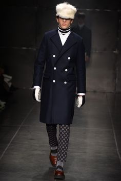 Andrea Pompilio Men's RTW Fall 2014 - Slideshow