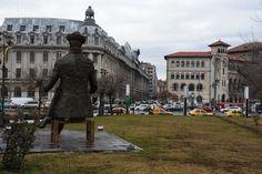 Watching Bucharest! Calm Vs Hurry!