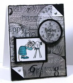 WT It's About Time CKM by LilLuvsStampin - Cards and Paper Crafts at Splitcoaststampers