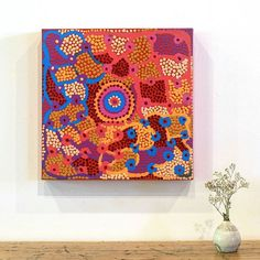 Sourced and sold ethically, Art Ark brings you beautiful Aboriginal artworks which support social and economic enterprise in remote Australia.