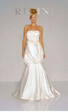 "Rivini by Rita Vinieris - ""Nevia"" Bridal Boutique, Bridal Collection, One Shoulder Wedding Dress, Wedding Gowns, Beautiful, Design, Fashion, Wedding Frocks, Moda"