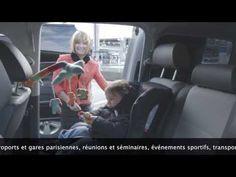 Taxi avec siège bébé: taxi pour toute la famille équipe de siège bébé, sur Paris, aéroport Charles de Gaulle, Orly - taxi avec siège bébé - taxi équipé d'un ou deux siège bébé et de rehausseurs. Prendre le taxi en toute sécurité avec les enfants.  http://www.taxibabyseat.com