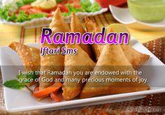 Ramadan Iftari Sms Messages