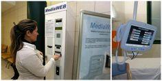 A Empoli tra i servizi offerti sui monitor per i pazienti ci sono anche simulazioni di giochi d'azzardo. «Il rischio è di uscire dall'ospedale con il vizio». L'Azienda assicura: «Li faremo rimuovere»