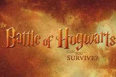In honor of the 17th anniversary! Can You Survive The Battle Of Hogwarts? This is amazing!
