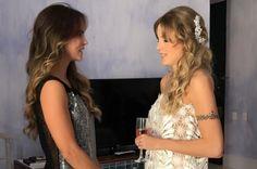 Adriana Tono se casó en Cartagena