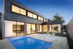 Block House by Taylor + Reynolds http://www.homeadore.com/2012/11/28/block-house-taylor-reynolds/