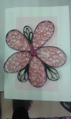 Quilling Cards, Card Making, Handmade Cards, Cards To Make, Letter Crafts