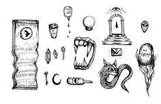 commedesassholes www.danielaroessler.com #illustration