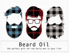 The Untraditionally Traditional Family: Beard Oil - The perfect gift for the hairy man in your life!                                                                                                                                                     More
