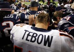 CBS News Tim Tebow Photo Gallery
