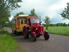 Met de Bukh en de Pipo wagen op vakantie
